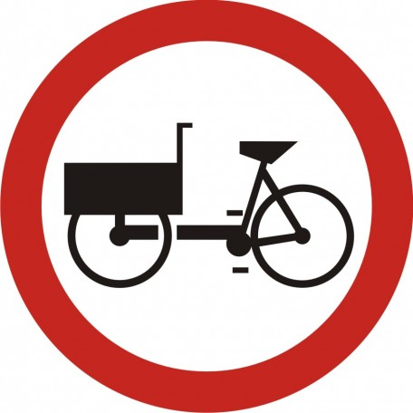 No bike carts