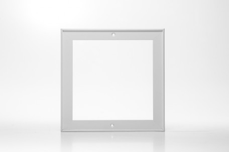 Single sided wall mounted  frames 20x20