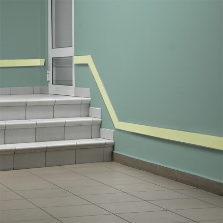 On Wall emergency row -SWGS System - PVC