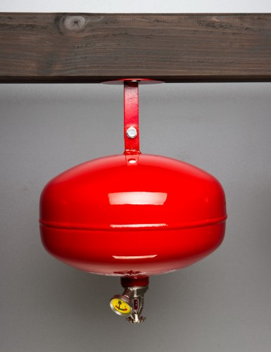 Self-acting firefighting device 6kg (SUG-6X ABC)