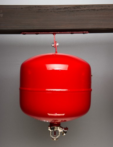 Self-acting firefighting device 10kg (SUG-10X ABC)