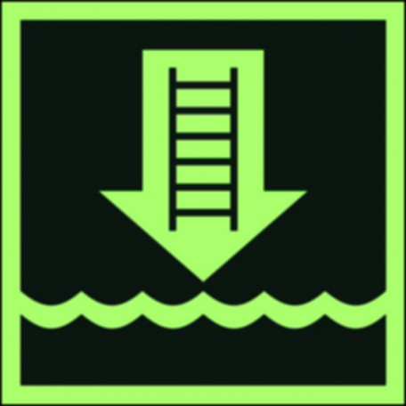 Embarkation Ladder Or Alternative Approved Device Sign Fb039 Tdc