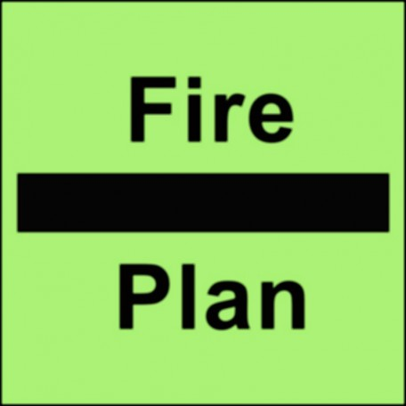 Fire protection appliances or structural fire protection plan