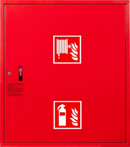Hydrant DN 25 PN-EN 671-1 [Z-25/30G] (with a place for the fire extinguisher)
