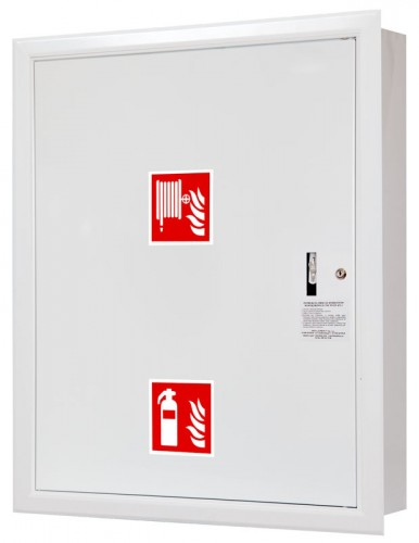 Hydrant DN 25 PN-EN 671-1 [W-25/30G] FIT (with a place for the fire extinguisher)