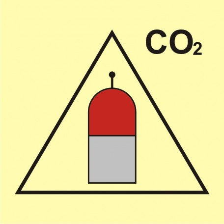 Remote release station (CO2-carbon dioxide)