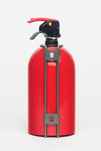 Powder fire-extinguisher with a hanger 1 kg (GP-1Z B/C)- car fire-extinguisher
