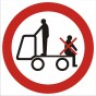 No driving on transport devices 2