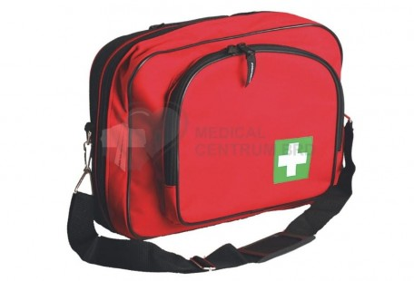 Portable First Aid Kit in a Bag